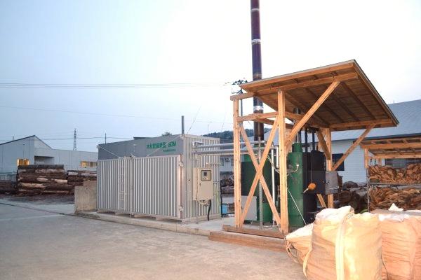 木材乾燥器